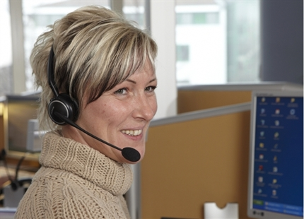 Air humidification in the call centre
