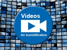 Videos Air Humidification